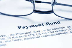 Image of Payment Bond Terms